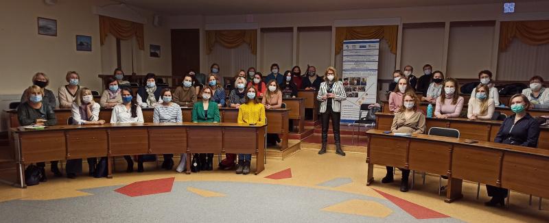 """Наши специалисты приняли участие в презентации учебной программы """"Супервизия в помогающих профессиях"""""""